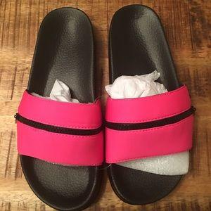 PINK Ladies Sliders